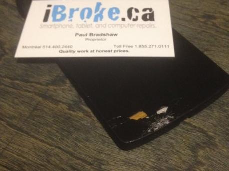 Nexus 5 Screen Repair